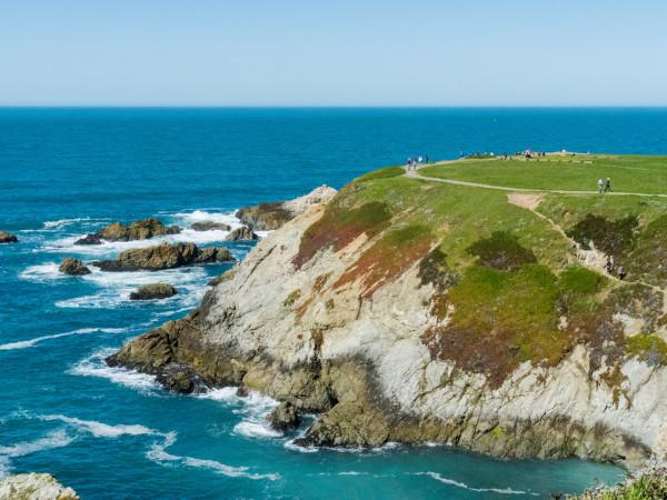 Bodega Head in the Sonoma Coast State Park Photo