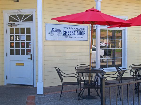 Petaluma Creamery Store Photo 4