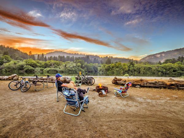 Casini Ranch Family Campground | SonomaCounty com