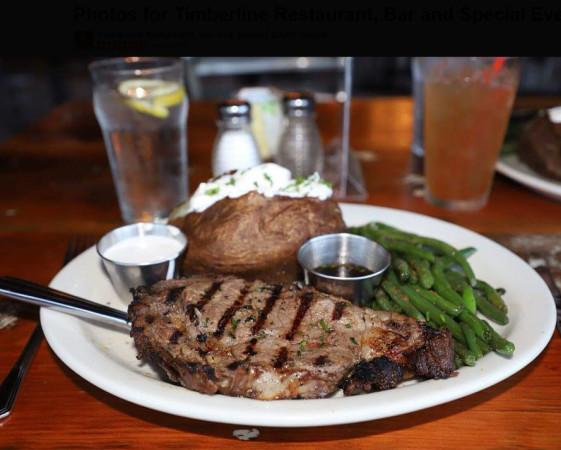 Timberline Restaurant Steak and Baked Potato Photo 4