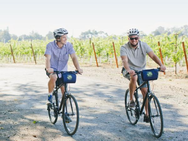 Ride at a relaxed pace and take in Sonoma's stunning scenery Photo 5