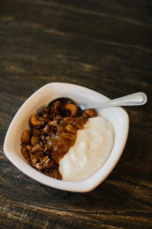 Housemade Granola and Jam Photo 14