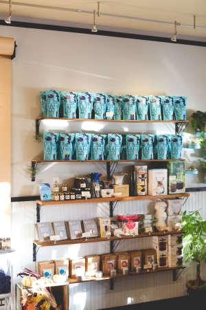 Retail coffee brewers and locally made items Photo 10