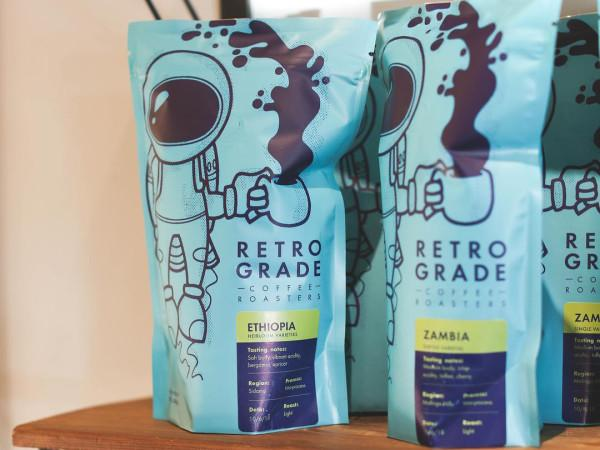 Retrograde Coffee Roasters Photo