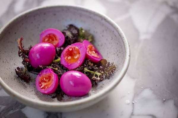 Pickled Quail Eggs Photo 3