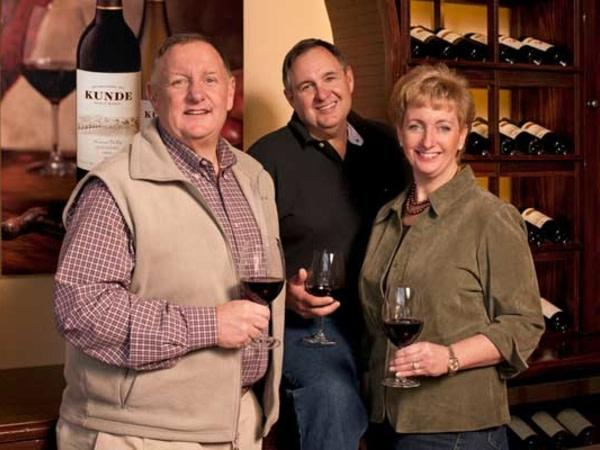 Kunde Family Winemaker Dinner Photo