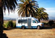 Platypus Wine Tours Join-In Tour Bus: Elroy Photo