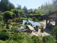 Osmosis Day Spa Sanctuary - Osmosis meditation garden Photo