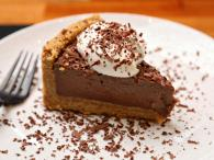 Chocolate Pie at Jackson's Bar and Oven - Photo by Will Bucquoy Photo 7