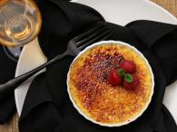 Creme Brulee at Jackson's Bar and Oven - Photo by Will Bucquoy Photo 8