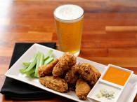 Neoclassic Buffalo Wings at Jackson's Bar and Oven - Photo by Will Bucquoy Photo 14