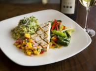 Drakes Sonoma Coast—fresh seafood with seasonal vegetables and a crisp local white wine - Drakes Photo 4