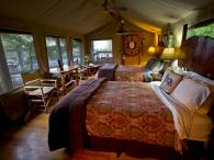 Glamping in style at Safari West Wildlife Preserve & African Tent Camp Photo 3