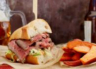 Roast Beef Sandwich Photo 7