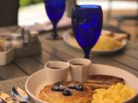 River Vine Café - Pancakes and Scrambled Eggs Photo 5