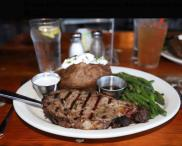 Timberline Restaurant Steak and Baked Potato Photo 2