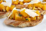 Roasted Butternut Squash Bruschetta Photo 10