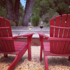 Red Chairs Photo 9
