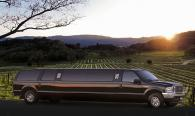 The Ultimate 14 passenger SUV Limousine for you Wine Tour. Photo