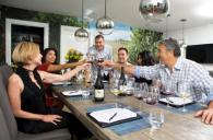 Sojourn Tasting Salon Guests, Sonoma, Pinot Noir, Chardonnay Photo