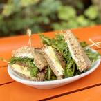 Avocado Goat Cheese Sandwich! Photo 12
