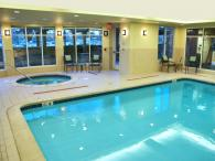 Pool at Hilton Garden Inn - Sonoma County Airport Photo 4
