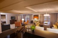 DoubleTree Sonoma Wine Country Presidential Suite Parlor Area Photo 9