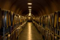 Cave at Deerfield Ranch Winery Photo