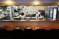 The kitchen at SEA Noodle Bar Photo 3