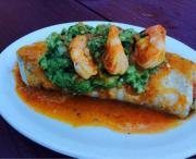 Shrimp Burrito at La Bodeguita Mexican Grill Photo 5