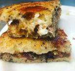 Spicy fig jam grilled cheese Photo 4