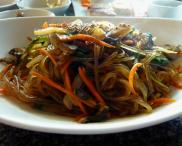 Japchaie - Glass Noodles and Vegetables Photo 2