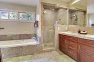 Master Bath, Fallen Tree Ranch Photo 7
