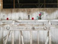 Rustic Redwood Barn Photo 2