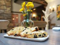 River Vine Café - Blueberry Scone Photo 3