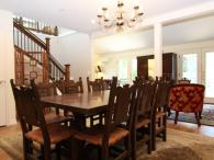 The dining room at Case Ranch Inn Photo 4