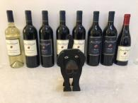 "Our winery Mascot ""Cooper"" who has his own line of wines called ""Cooper's Cuvee - BlackPaw"" Photo 3"