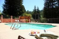 The Pool Area at Applewood Inn and Spa Photo 2