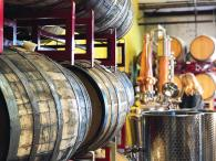 HelloCello & Prohibition Spirits Barrel Room Photo 6