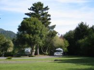 Duncans Mills Camping Club Photo