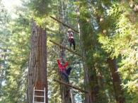 Challenge Sonoma Adventure Ropes Course Photo 3