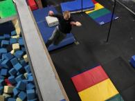 Parkour, fitness, and acrobatics classes for adults Photo 2