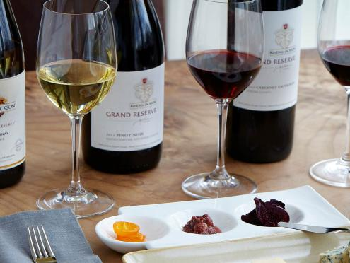 Sonoma County Wine and Food Pairing at Kendall-Jackson