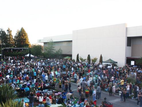 SOMO Village Event Center in Rohnert Park