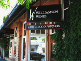 Williamson Wines Tasting Room at 134 Matheson