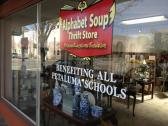 Alphabet Soup Thrift Store