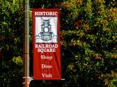 Santa Rosa's Historic Railroad Square