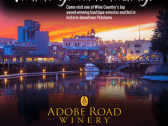 Visit Petaluma and Adobe Road Winery