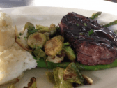 Palms Grill Filet Mignon
