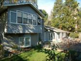 Blue Heron House - Riverfront Home with Spa, Views & Beach in Healdsburg